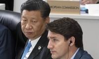 Justin Trudeau a eu un «échange bref, mais constructif» avec le président chinois au G20