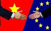 Table ronde sur l'EVFTA et l'EVIPA