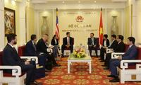 Vietnam-USA: renforcement de la coopération anti-criminalité