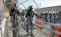 Washington envoie de nouveaux renforts à la frontière mexicaine