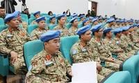 Le Vietnam participe aux opérations de maintien de la paix de l'ONU
