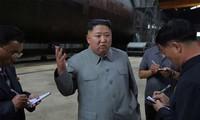 Séoul et Washington annoncent deux tirs de projectile de Pyongyang