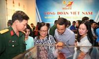 Exposition pour les 90 ans des syndicats vietnamiens