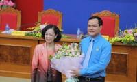 Nguyên Dinh Khang élu nouveau président de la CGTV