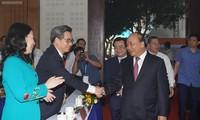 Nguyên Xuân Phuc à la conférence de promotion des investissements à Kiên Giang