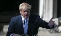 """Brexit : Boris Johnson dénonce une """"collaboration terrible"""" entre l'UE et des élus britanniques"""