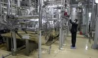 Nucléaire iranien: l'UE demande à Téhéran de «faire machine arrière»
