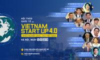 Conférence internationale sur les startups au Vietnam