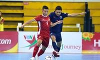 Coup d'envoi du tournoi national de Futsal 2019