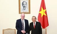 Lutte contre la corruption: promouvoir le partage d'expériences  entre l'OCDE et le Vietnam