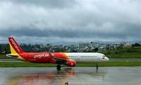 Premier vol direct Hanoi-New Delhi de Vietjet Air