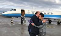 Donald Trump remercie l'Iran après un échange de prisonniers entre les deux pays