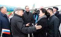 Nguyên Thi Kim Ngân rencontre Farid Khayrullovitch Mukhametshin