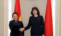 Le Vietnam et la Biélorussie s'engagent à intensifier leurs échanges économiques