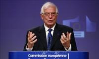Nucléaire iranien: le chef de la diplomatie européenne condamne la fin des dérogations américaines