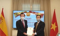 L'Espagnol Pablo Rafael Gomez Falcon est nommé consul d'honneur du Vietnam à Seville
