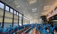 Covid-19: Plus de 340 Vietnamiens de Taïwan (Chine) rapatriés