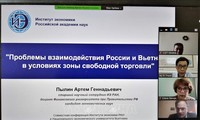 Les relations économiques Vietnam-Russie face à de nouveaux défis