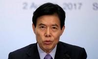 La Chine appelle à la coopération dans la lutte anti- Covid-19 et la promotion de l'économie
