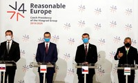 Quatre dirigeants d'Europe centrale demandent une distribution «équitable» du fonds de relance de l'UE