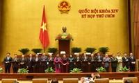Le conseil électoral national officiellement créé avec 21 membres