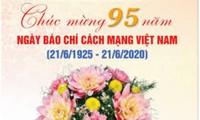 Journée de la presse révolutionnaire vietnamienne, une occasion pour honorer les contributions des journalistes