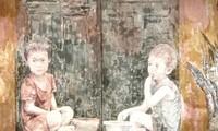 Vu Thai Binh, le peintre du do