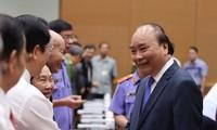 Nguyên Xuân Phuc: faire des parquets populaires une arme efficace pour le Parti