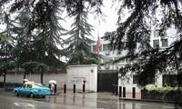 La Chine ferme le consulat des États-Unis à Chengdu