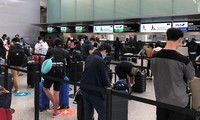 Rapatriement de ressortissants vietnamiens du Japon et des États-Unis