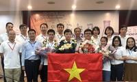 Olympiades internationales de Chimie 2020: le Vietnam se classe au deuxième rang mondial