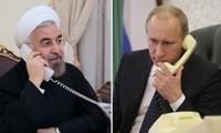 Iran, Chine et Russie: des alliés de circonstance?