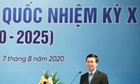 10e congrès national de l'Association des musiciens vietnamiens