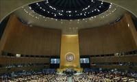 43 pays et régions ratifient le traité d'interdiction nucléaire des Nations Unies
