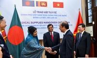 Coronavirus: le Vietnam offre des équipements médicaux au Bangladesh et au Sri Lanka