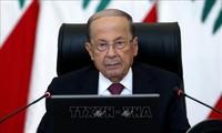 Le président libanais assure qu'il n'y a pas de retard dans les enquêtes sur les explosions de Beyrouth