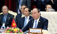 Nguyên Xuân Phuc participera au 3e Sommet Mékong - Lancang
