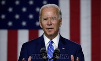 Nomination officielle de Joe Biden par le Parti démocrate pour la présidentielle