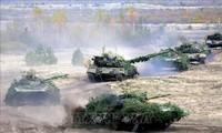 La Biélorussie mène des exercices militaires aux frontières avec la Pologne et la Lituanie