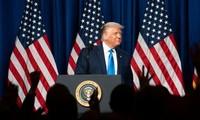 Donald Trump officiellement candidat pour l'élection présidentielle