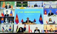 19e consultation des ministres de l'Économie ASEAN-Chine