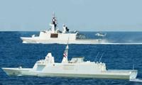 Égypte-France : exercice naval conjoint en Méditerranée