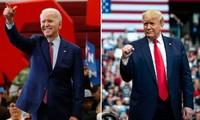 Joe Biden et Donald Trump s'affrontent à distance quelques semaines avant l'élection
