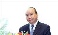 Nguyên Xuân Phuc à la Journée traditionnelle du Département général du renseignement de la Défense