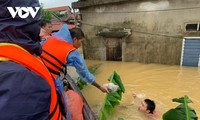 Crues : Le gouvernement américain soutient les sinistrés du Centre du Vietnam