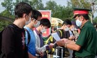 Borgen : le Vietnam contrôle la pandémie de Covid-19 grâce aux efforts du gouvernement et du peuple