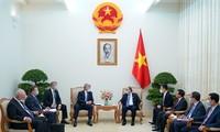 Nguyên Xuân Phuc : le Vietnam déroule le tapis rouge aux investisseurs russes