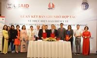 Vietnam-États-Unis : un protocole d'accord sur l'assurance santé