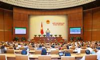 Assemblée nationale: dernière journée de la 10e session