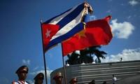 60 ans de l'établissement des relations diplomatiques Vietnam-Cuba: messages de félicitation